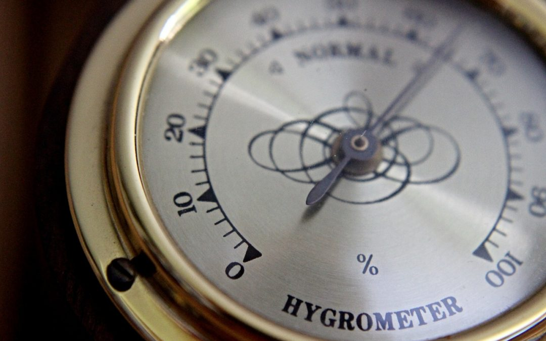 hygrometer tool for measuring humidity